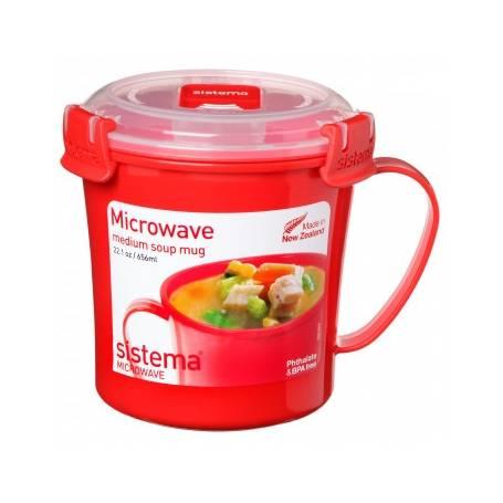 Sistema Microwave Soup Mug 656ml