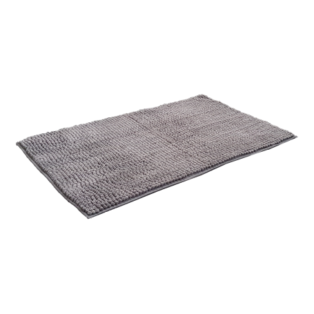 Bath Mat Soft Touch - grey