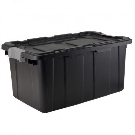 Trunk Box 100L Heavy Duty with Lid