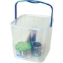 Uni-Ware Box with Lid and Handle Square