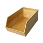 Stackable Bamboo Storage Box