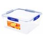 Sistema Klip it+ 5.5L Square Food Storer