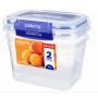 Sistema Klip it+ 1.49L Food Storer 2 Pack