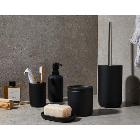 Soap Dispenser Mat Black