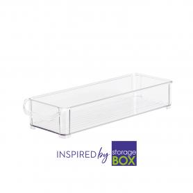 Fridge Bin Short Narrow Inspired by Storage Box