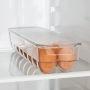 Fridge Egg Holder Bin by Storage Box