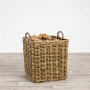 Rattan Log Basket Medium