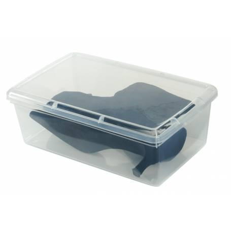 Shoe Box Rigid Lid 20x33x10.5cm Ladies