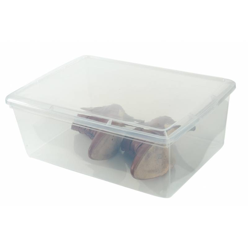Boot Box Rigid Lid 32.5x39.5x13cm