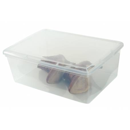 Boot Box with Lid Short