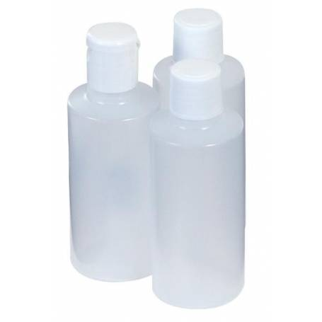 Bottle 100ml Flip Top Cap