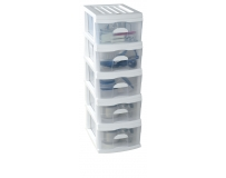 Plastic Drawer Units