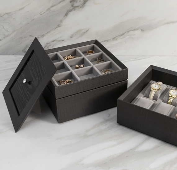 84acfd9503a5a Wenge Jewellery Organiser